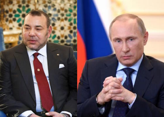 King Mohammed VI to Pay Official Visit to Russia Sunday