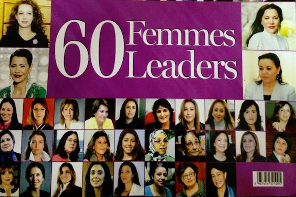 Moroccan Magazine Challenge Publishes a List of 60 Women Leaders of Morocco