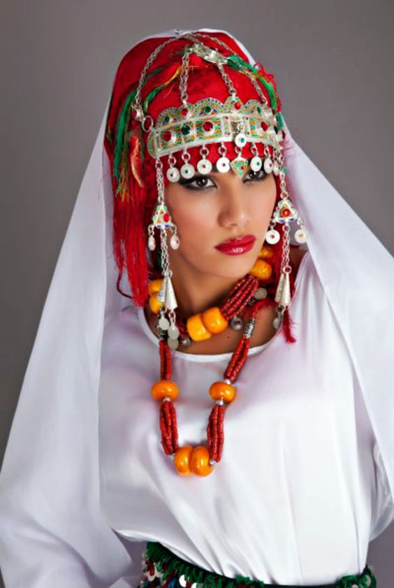 Moroccan beautiful woman 14