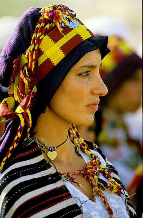 Moroccan beautiful woman 3