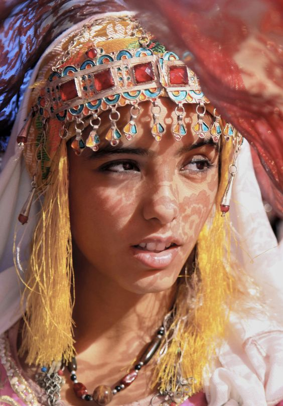 Moroccan beautiful woman 4