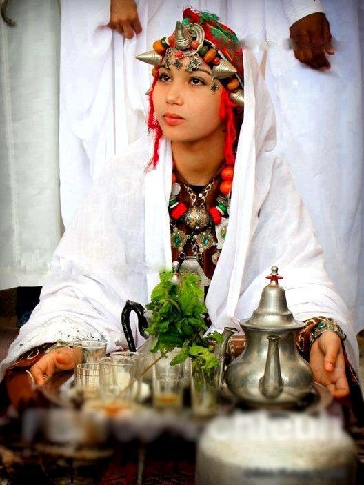 Moroccan beautiful woman 8