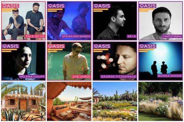 Oasis Festival Announces 2016 Summer Program