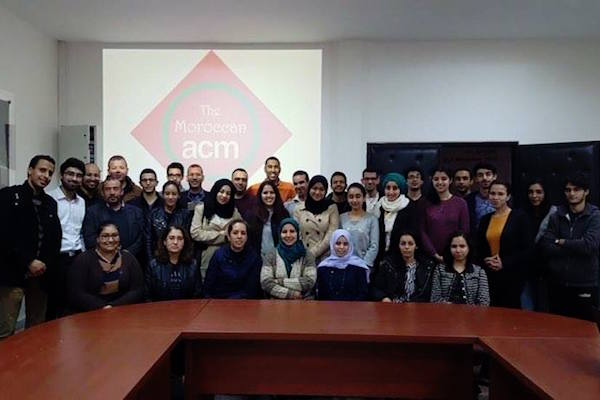 Rabat Hosts First Computing Event Girls Code Too