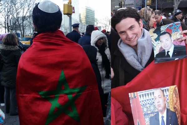American Jew of Moroccan Origin Talks about Western Sahara
