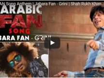 Moroccan Artist Releases in Arabic Song of New Shah Rukh Khan's Film 'Fan'