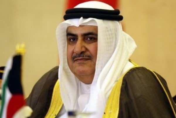 Sheikh Khalid bin Ahmed bin Mohammed Al Khalifa