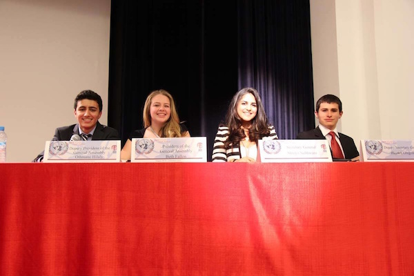 Tangier Hosts its Second Annual Model United Nations