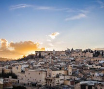 Medina of Fez: Finding Serenity and Huge Touristic Potential in Its Hidden Beauty