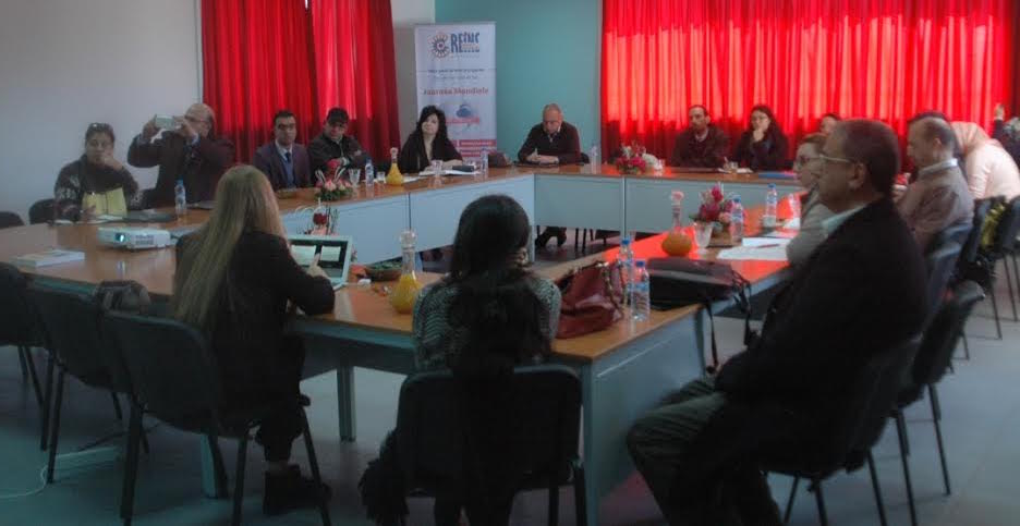 The Moroccan Association for the Fight of Kidney Diseases organized a lunch debate at the Mohammed V Foundation for Solidarity in Casablanca