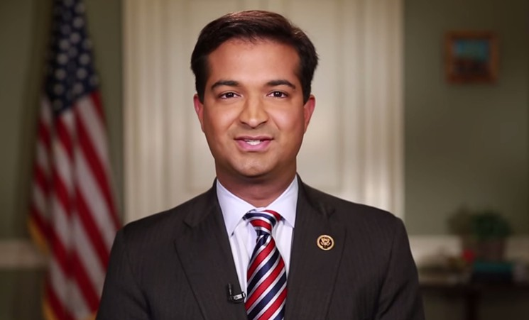 US congressman Carlos Curbelo