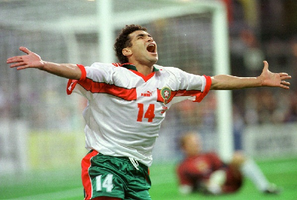 Video Morocco vs. Scotland 1998