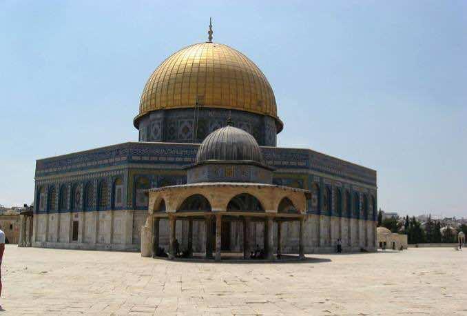 Al Aqsa, Jerusalem