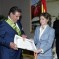Agriculture Minister Awarded Spanish Grand Cross of Agriculture Merit