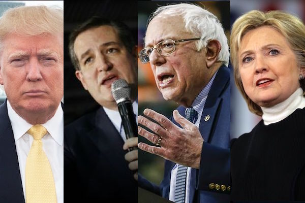 Beyond U.S Boarders: Presidential Candidates on Issues of Foreign Policy