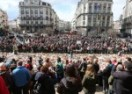 Video: Thousands March Against Terrorism in Brussels