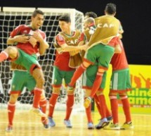 CAN 2016 Futsal: Morocco Beats Mozambique 4-1 in Semi-finals