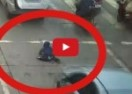 Video: Shocking Moment Child Falls Out From Moving Car on Highway and Survives