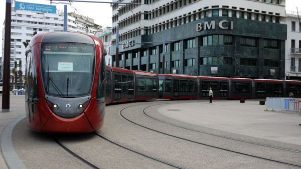 Casablanca Tramway to Announces Eid Schedule: No Service in Mornings