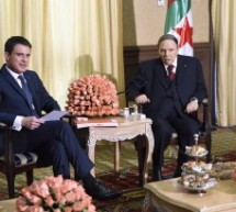 Bouteflika's Picture tweeted by Manuel Valls Angers Algerians