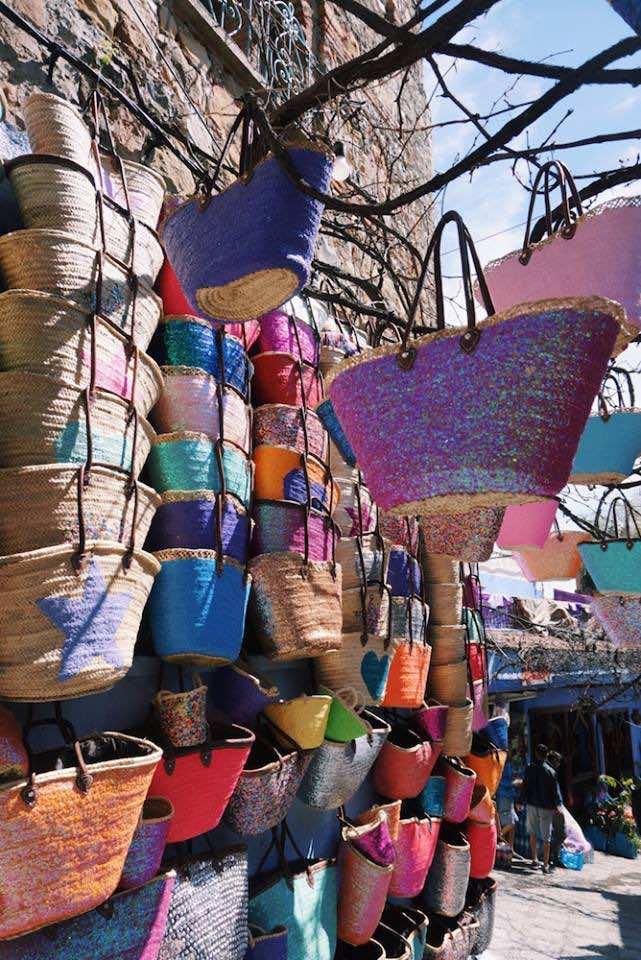 Chefchaouen, an enchanting blue-washed city