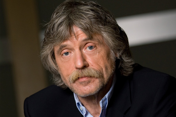 Dutch football analyst, Johan Derksen