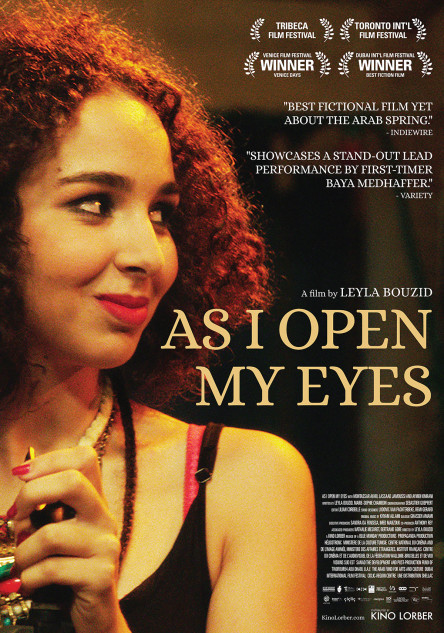 "Human Rights Thursday Screens Leyla Bouzid's ""As I open my eyes"""