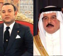 King Mohammed VI Holds Talks with King of Bahrain