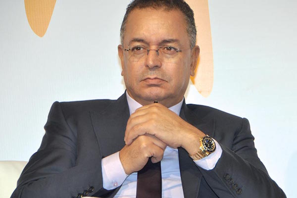 Lahcen Haddad, the Minister of Tourism