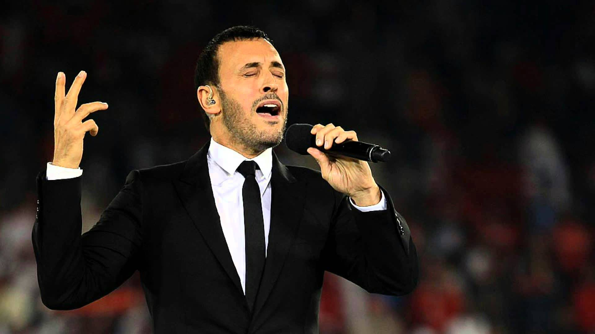 Mawazine Festival, one of the world's biggest music events- Kadim Al Sahir