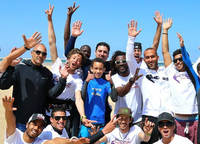 Members of Royal Family Vacationing in Dakhla