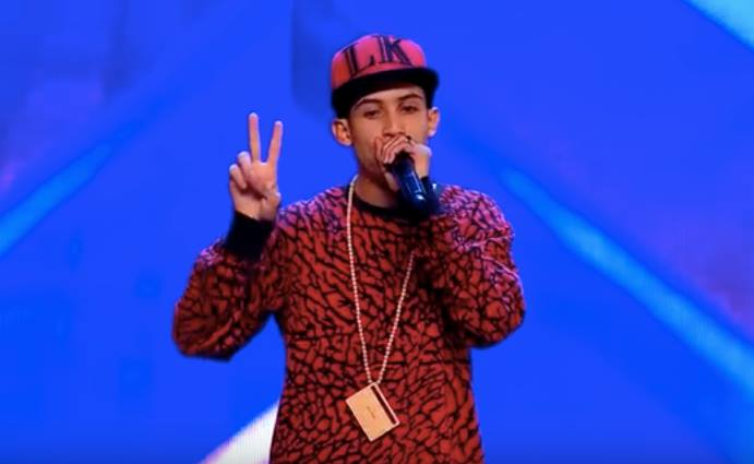 Moroccan Man's Performance Astonishes Jury, Public at Italy's Got Talent