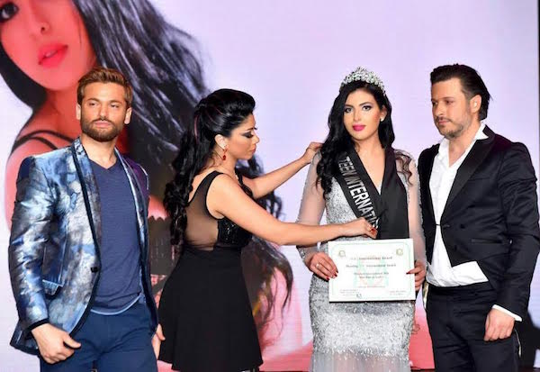 Moroccan Teen Wins 2016 World Title for Miss Teen International