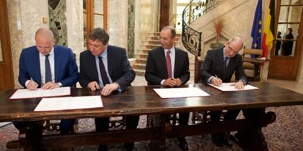 Morocco-Belgium Sign Agreement on Security and information Sharing