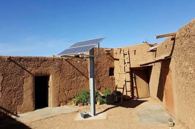 Morocco Home solar