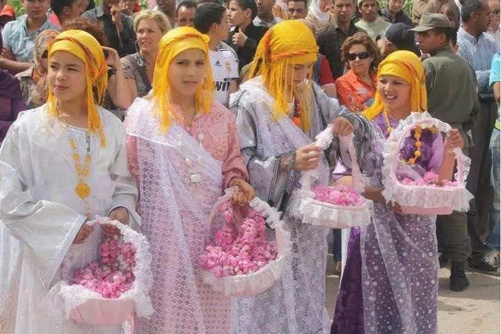 Morocco's Kalaat Megouna Rose Festival to Start on May 12