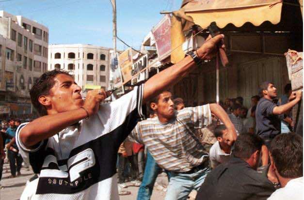 Palestinian Intifada 2000