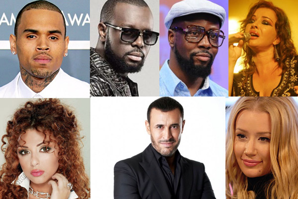 Performances You Shouldn't Miss During the first half of Mawazine Festival