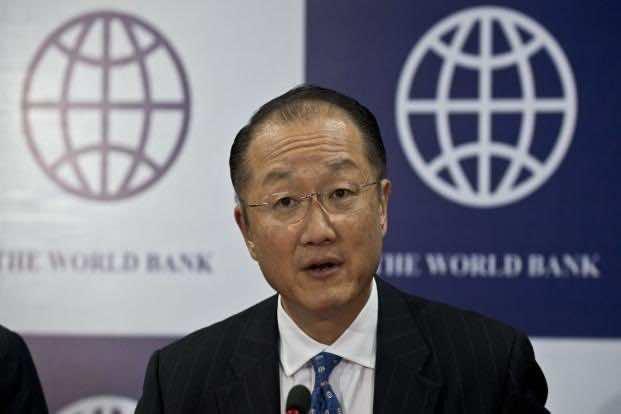 President of the World Bank Group (WB), Jim Yong Kim