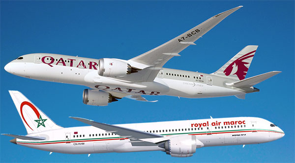 Royal Air Maroc Maintains Flights to Doha Amid Gulf Crisis