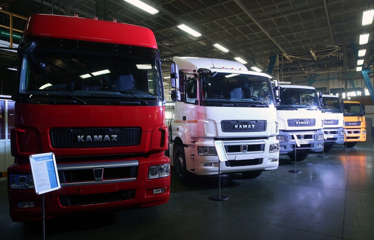 Russian Kamaz Trucks Company to Open Branch in Morocco