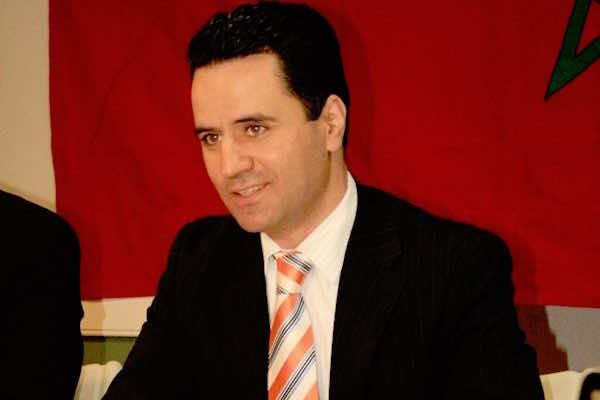 Samir Bennis in Ifran, Morocco