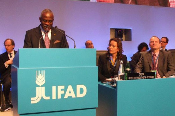 The International Fund for Agricultural Development (IFAD)