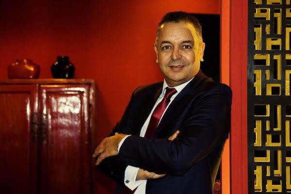 The minister of Tourism Lahcen Haddad