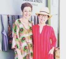 'Grey's Anatomy' Star Sandra Oh Poses in Moroccan Gandoura