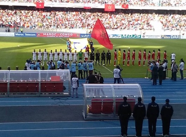 CAN-2017 Qualifiers: Morocco Beats Congo Brazzaville 2-0 in Friendly