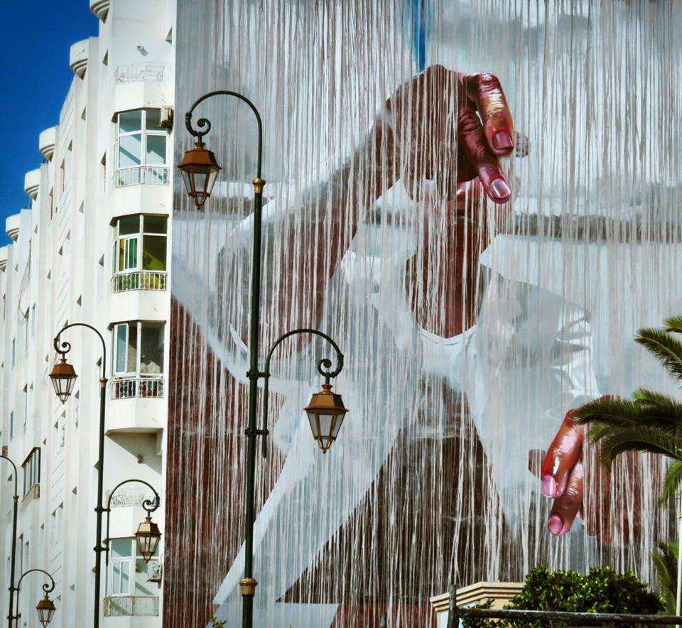 CASE MACLAIM (Germany) - Avenue Hassan II, Quartier Agdal.