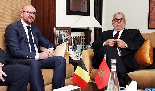 ...,  Belgium Sign € 16.85 Million Cooperation Program for 2016-2020