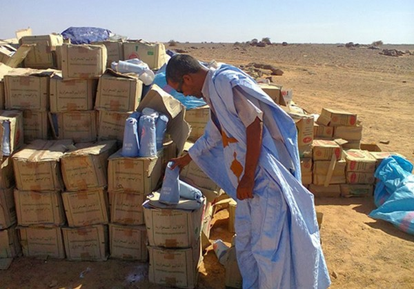 Denmark Stresses Need to Prevent Embezzlement of Humanitarian Aid to Tindouf Camps