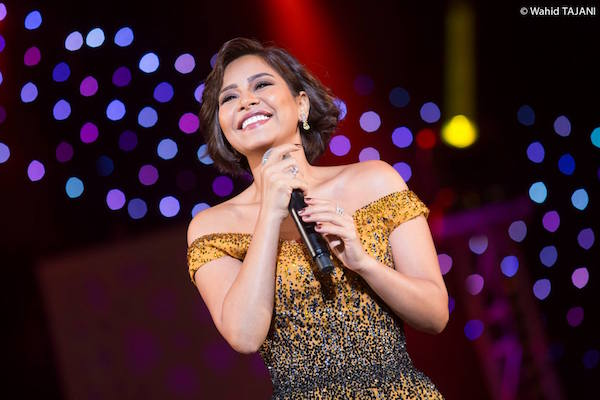 Egyptian Diva Sherine Abd El Wahab Featured in Mawazine
